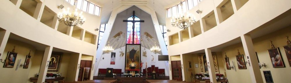 Parafia pw. św. Andrzeja Boboli